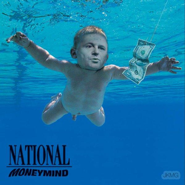 John Key National money mind