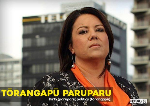 Paula Bennett dirty politics