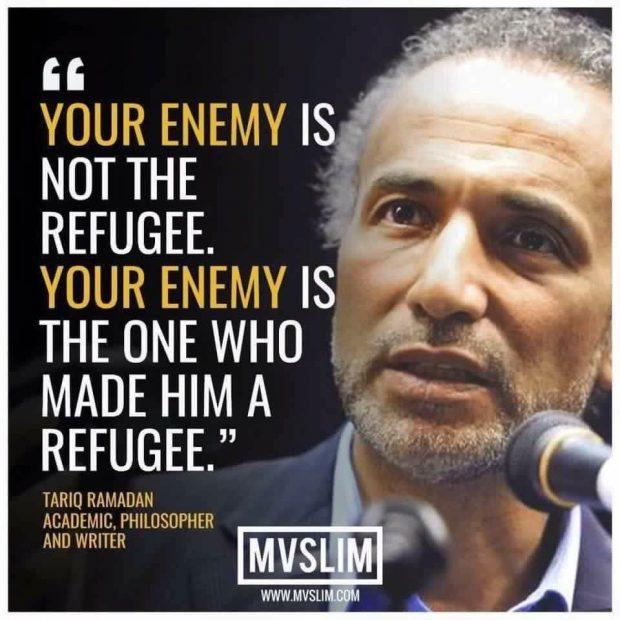 Muslim enemy