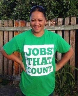 bertie ratu jobs that count