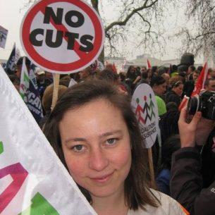 eva uk protest