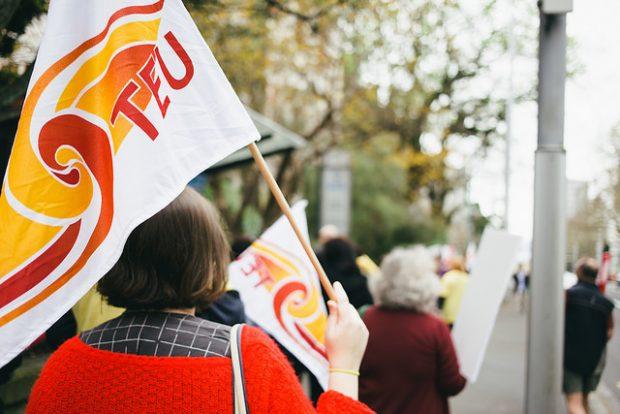 Tertiary Education Union TEU