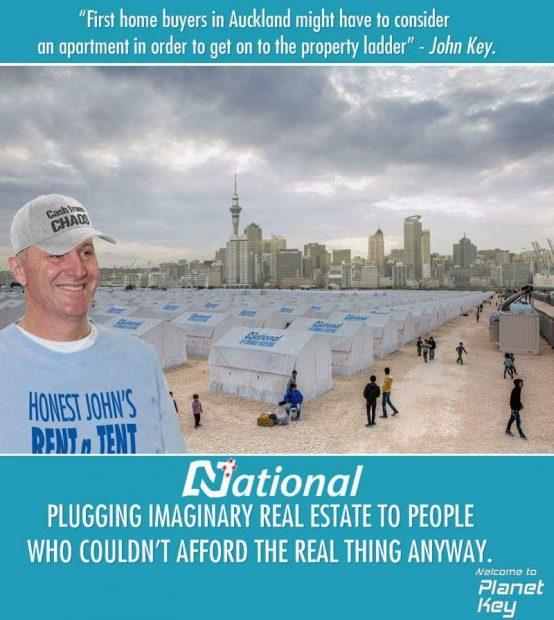 Honest John key rent a tent