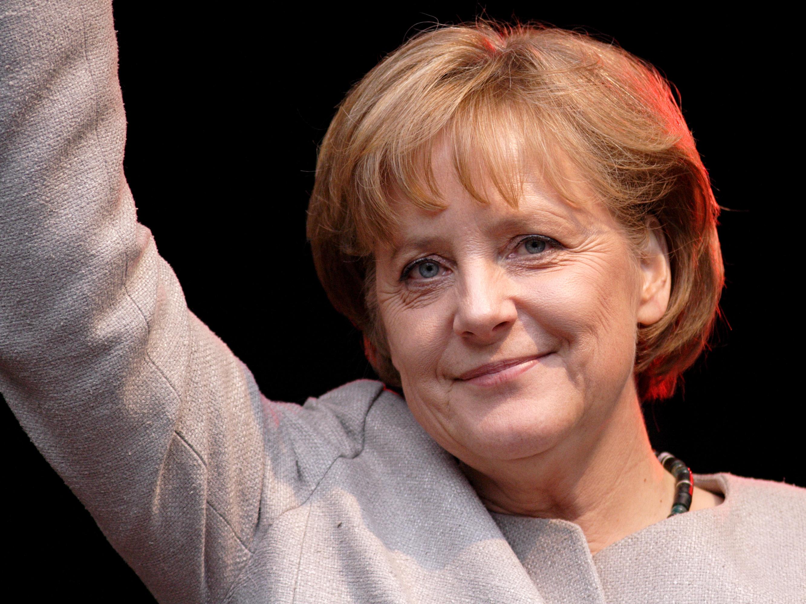 Angela Merkel S Values The Standard