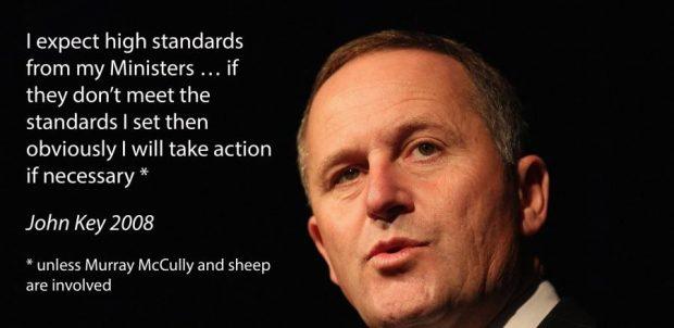 john-key-mccully-sheep