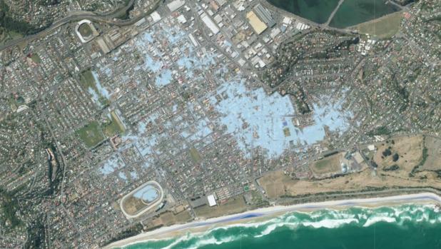 South Dunedin and sea level rise The Standard
