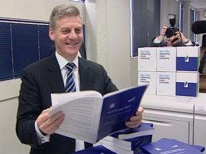 bill english budget